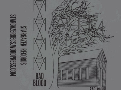 AHRM - Bad Blood EP Bundle / Tape + white shirt main photo