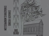 AHRM - Bad Blood EP Bundle / Tape + black shirt photo