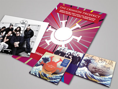 The Crimson ProjeKCt Bundle main photo