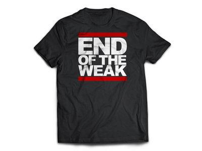 """T-Shirt EOW """"RUN DMC"""" main photo"""