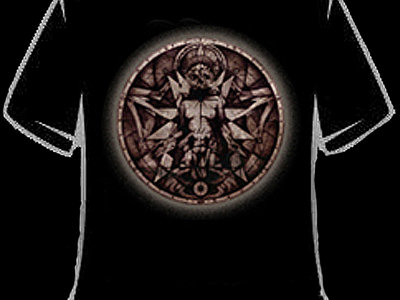 SAURON - The Channeling Void t-shirt main photo