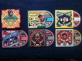 Paris DJs Soundsystem presents The Dancehall, Rocksteady, Roots Reggae & Ska Experience - 5CDs boxset photo