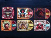 Paris DJs Soundsystem presents The Afrofunk International & Tropical Grooves Experience - 5CDs Boxset photo