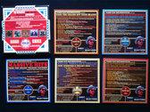 Paris DJs Soundsystem presents The Authentic Funk, Hip Hop, Jazz & Soul Experience - 5CDs Boxset photo