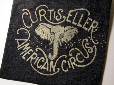Curtis Eller's American Circus T-shirt main photo