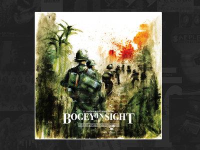 "Bogey In Sight - Original Soundtrack (limited edition 12"") main photo"