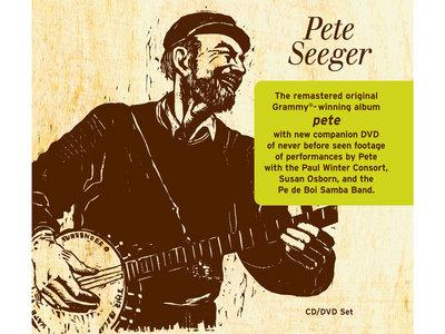 Pete Pak - DVD/CD set main photo