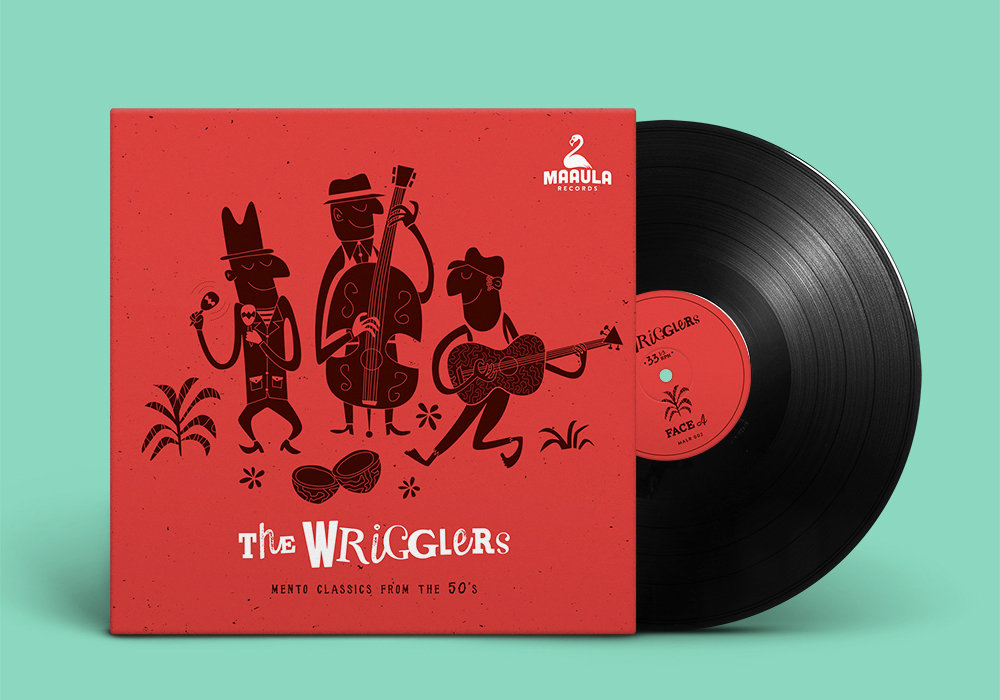 the wrigglers mento classics from the 50 s maaula records