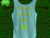 FAECALIBRIUM - SINGLET LADIES SIZE 12 photo