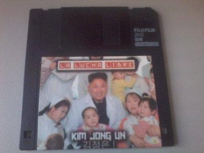 La Disquette Kim Jong Un ! main photo