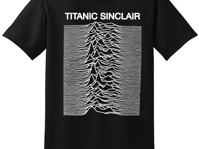 Titanic Sinclair Official Tee (black) main photo