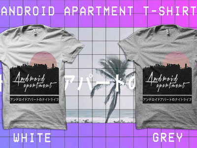 Android-Apartment first T-shirt main photo