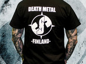 Death Metal Finland t-shirt photo
