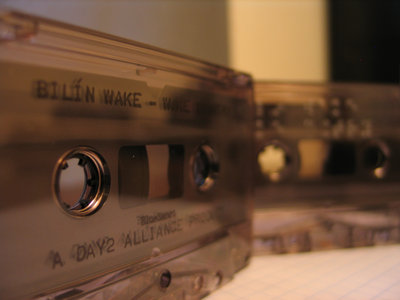 BILIN WAKE - Wake Country - Limited Edition Cassette (OUT-OF-PRINT) main photo