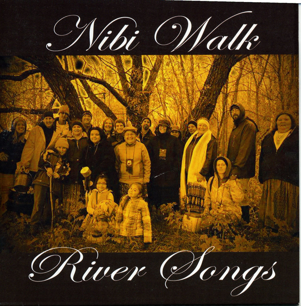 Nibi Walk River Songs album cover