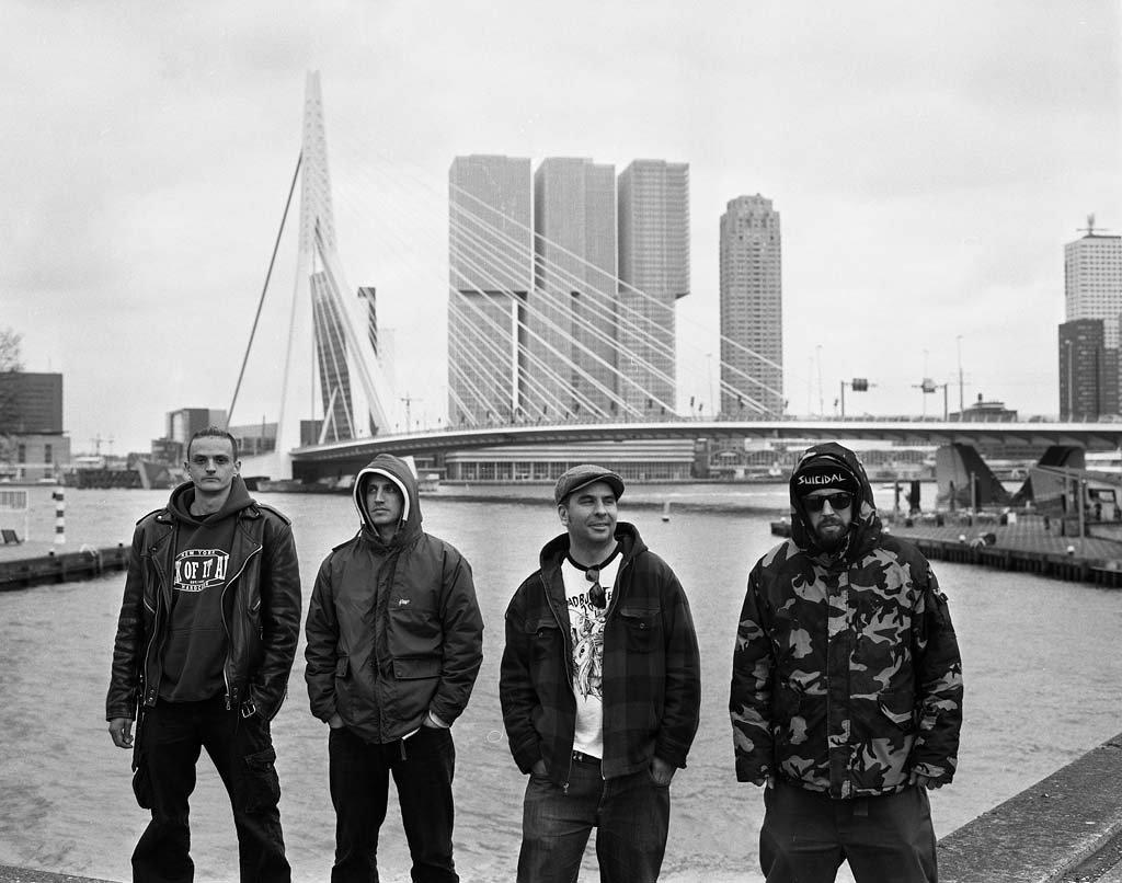 荷蘭哈扣樂團BROTHERS IN BLOOD 釋出新影片 NO REGRETS