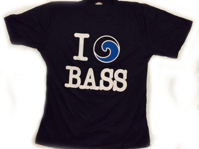 Athletic Bass T-Shirt (Black) main photo