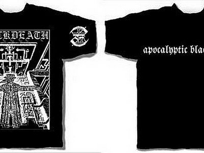 BLACKDEATH – Apocalyptic Black Metal t-shirt XXL main photo