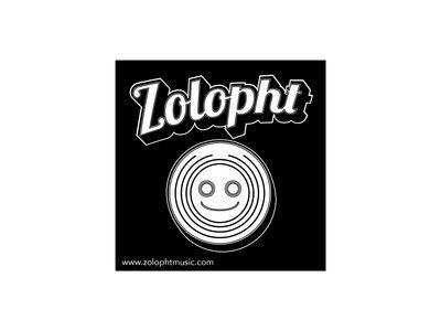 "Zolopht ""Baseball Logo"" Vinyl Sticker main photo"