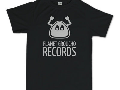 Planet Groucho Records - Logo Tee main photo