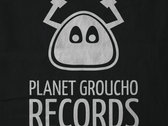 Planet Groucho Records - Logo Tee photo