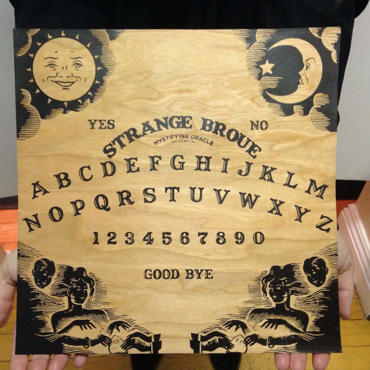 Strange Broue Strange Broue