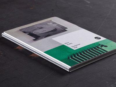Nina Hudej: Disclaimer Null – Limited Edition USB booklet main photo