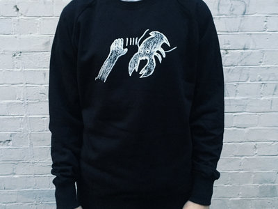 Lobster Theremin Logo Sweatshirt main photo