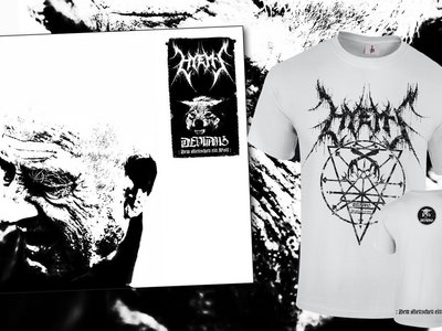 "Bundle: CD ""Devianz"" + Male T-Shirt ""Devianz"" main photo"