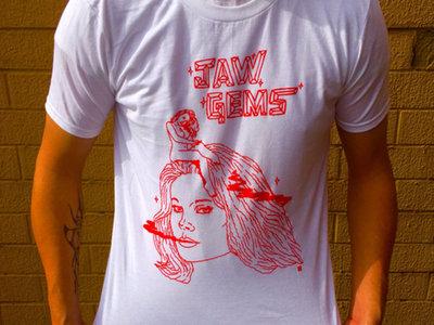 smokey girl T-shirt main photo