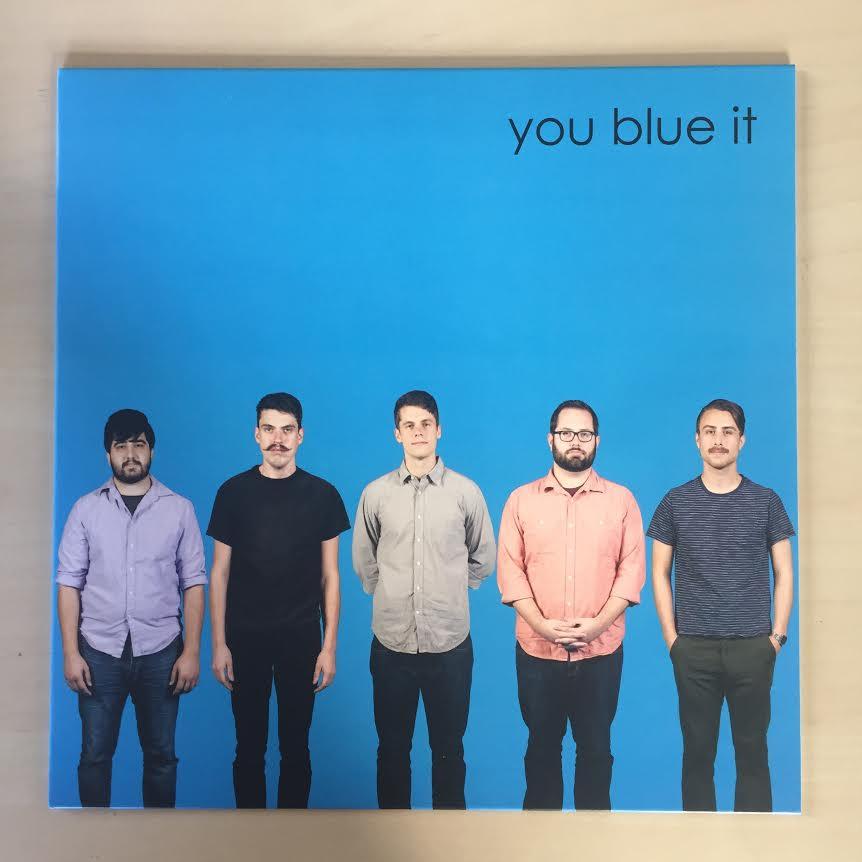 Cover Weezer Blue Album