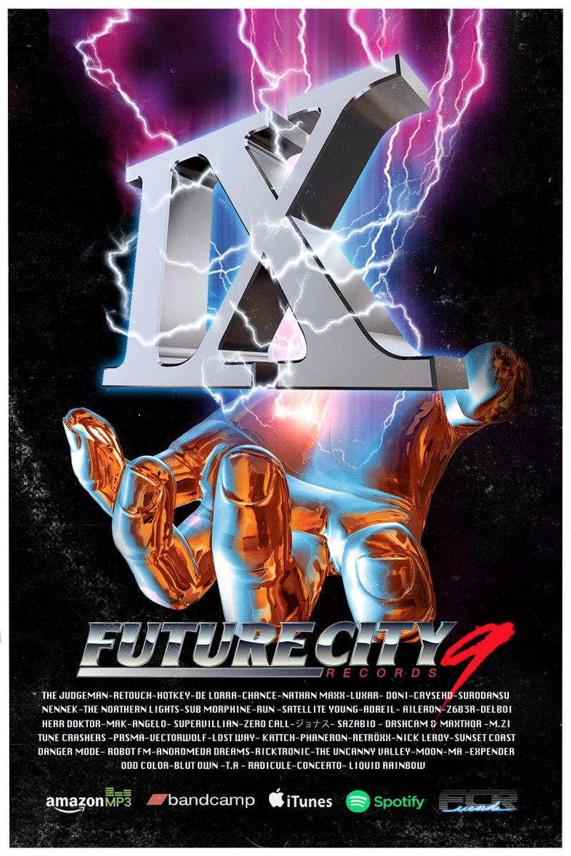 FCR Compilation Vol IX | Future City Records
