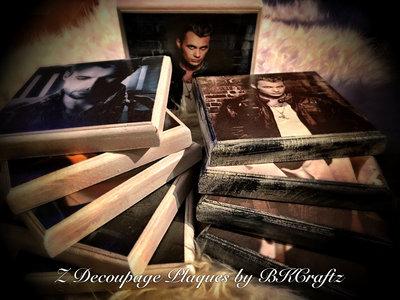Z Decoupage Plaques (wall) main photo