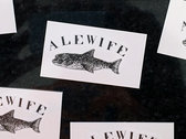 Alewife Tattoo photo