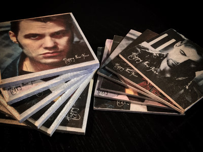 Z Drink Coasters (Set of 6) Signed by Zelimir! main photo