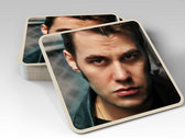 Z Drink Coasters (Set of 6) Signed by Zelimir! photo