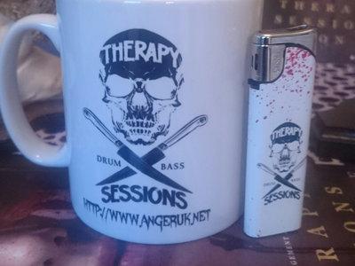 Therapy Sessions Mug & Lighter Set main photo