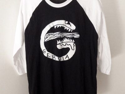 G logo / T-shirt baseball manche 3/4 - Baseball T-Shirt 3/4 sleeve main photo