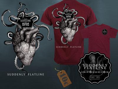 Suddenly Flatline T-shirt main photo