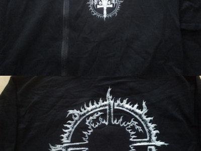 NÅSTROND - Lux e Tenebris hooded zipper main photo