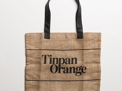 Tinpan Market Bag - 100% Jute main photo