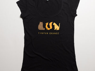 Tinpan Orange women's animal tees main photo