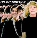 Eva Destruction and Her New Band image