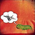 Caterpillar Flight image