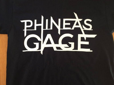 Phineas Gage Logo T-shirt main photo
