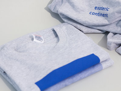ANM021 Exoteric Continent — Continent T-Shirt Long Sleeve main photo