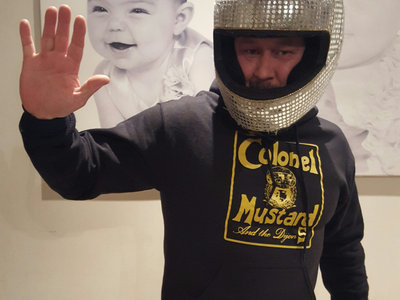Colonel Mustard & The Dijon 5 Band Hoodie (Black) main photo