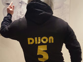 Colonel Mustard & The Dijon 5 Band Hoodie (Black) photo