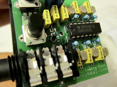 Electronic Light Theremin Kit main photo