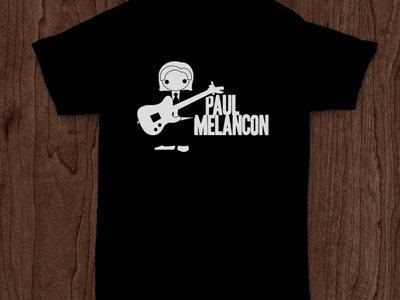 """Paul Melancon """"chibi"""" T-shirt main photo"""
